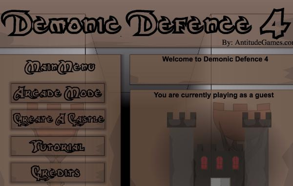 Demonic Defense 4