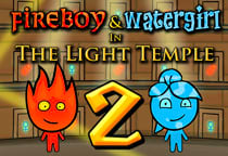 Fireboy and Watergirl 2: In The Light Temple