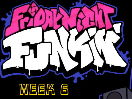 Friday Night Funkin Week 6